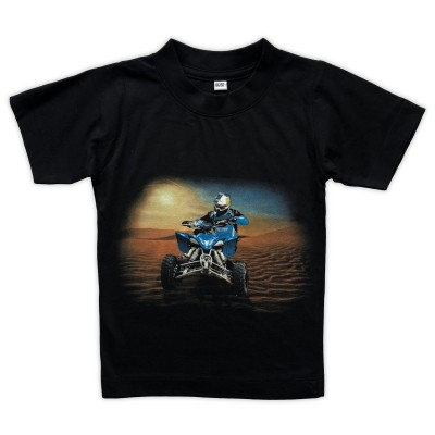 T-shirt Fyrhjuling Fram
