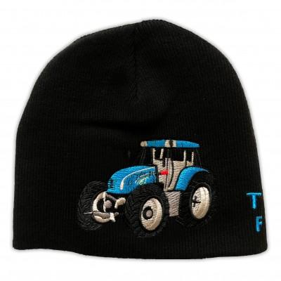 Mössa Blå Traktor Fram