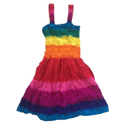 Klänning Regnbåge