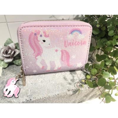 Plånbok Unicorn Glittrig