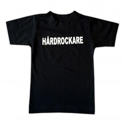 T-shirt Hårdrockare