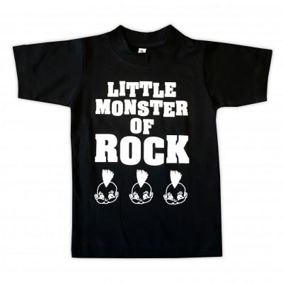 T-shirt Little monster of rock