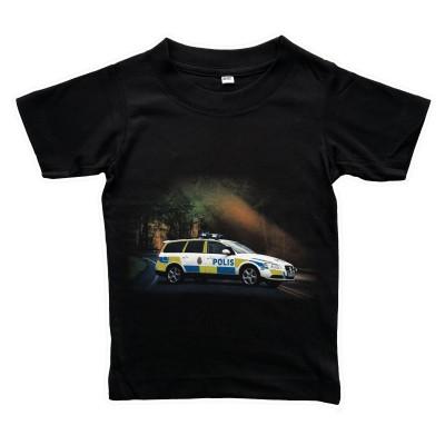 T-shirt Polisbil Fram