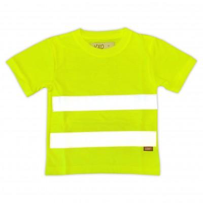 T-shirt Varseltröja med Loxy-reflexer Fram