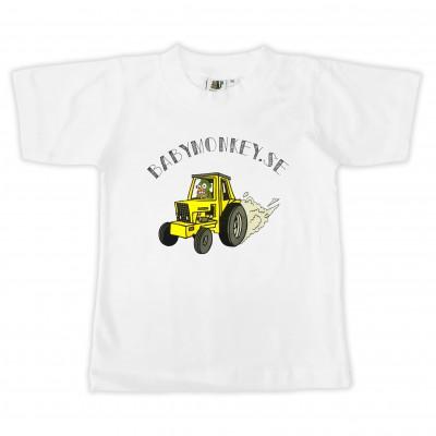 T-shirt Babymonkeys maskot Logo
