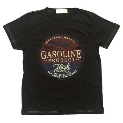 T-shirt Gasoline Vintage Retro