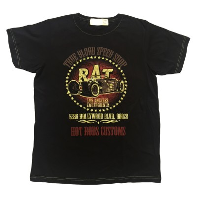 T-shirt Rat Retro Fram