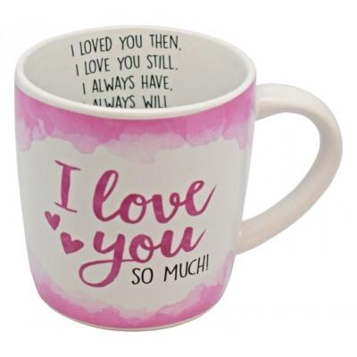 Mugg I Love You
